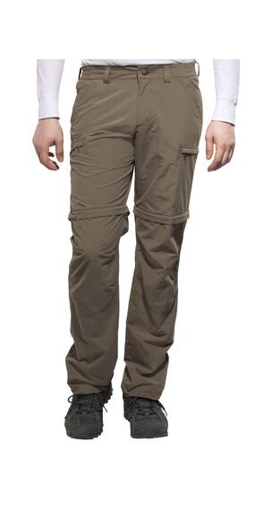 VAUDE Men's Farley ZO Pants IV long etain